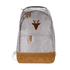 Urban backpack Christmas deer