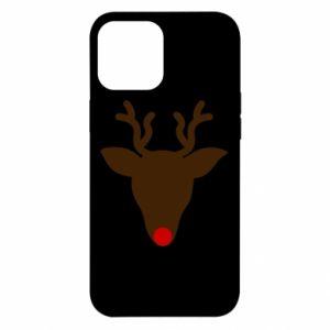Etui na iPhone 12 Pro Max Christmas deer