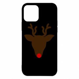 Etui na iPhone 12/12 Pro Christmas deer
