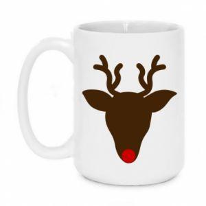 Kubek 450ml Christmas deer