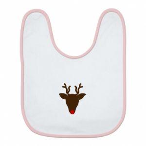 Bib Christmas deer