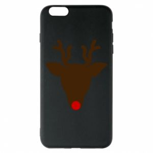 Etui na iPhone 6 Plus/6S Plus Christmas deer