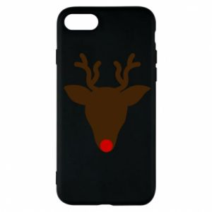 Phone case for iPhone 7 Christmas deer
