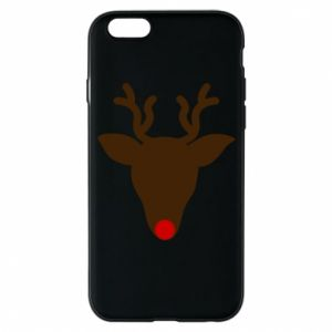 Etui na iPhone 6/6S Christmas deer