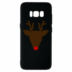Phone case for Samsung S8 Christmas deer