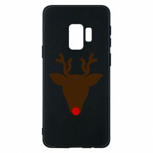 Phone case for Samsung S9 Christmas deer