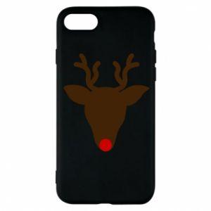 Etui na iPhone 8 Christmas deer