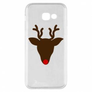 Etui na Samsung A5 2017 Christmas deer