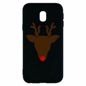 Phone case for Samsung J3 2017 Christmas deer