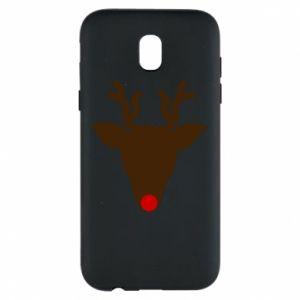 Phone case for Samsung J5 2017 Christmas deer