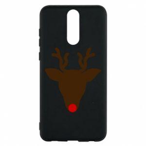 Phone case for Huawei Mate 10 Lite Christmas deer