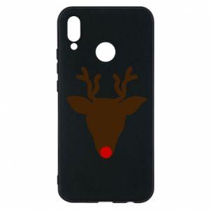 Phone case for Huawei P20 Lite Christmas deer