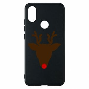 Phone case for Xiaomi Mi A2 Christmas deer