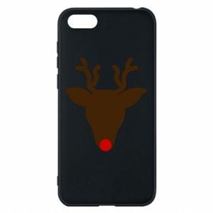 Phone case for Huawei Y5 2018 Christmas deer
