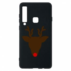 Phone case for Samsung A9 2018 Christmas deer