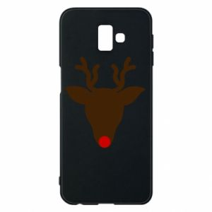 Etui na Samsung J6 Plus 2018 Christmas deer