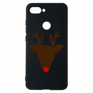 Phone case for Xiaomi Mi8 Lite Christmas deer