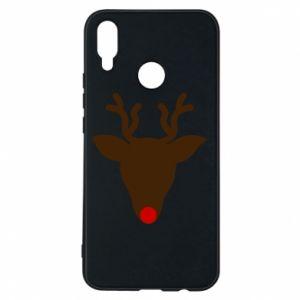 Phone case for Huawei P Smart Plus Christmas deer