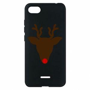 Phone case for Xiaomi Redmi 6A Christmas deer