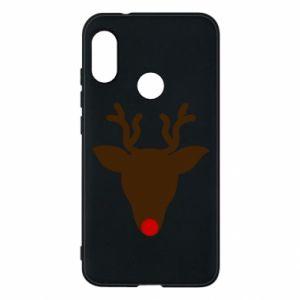 Phone case for Mi A2 Lite Christmas deer
