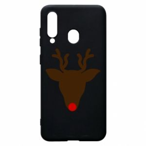 Phone case for Samsung A60 Christmas deer