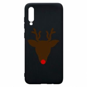 Phone case for Samsung A70 Christmas deer