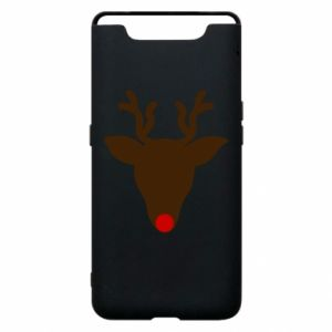 Phone case for Samsung A80 Christmas deer