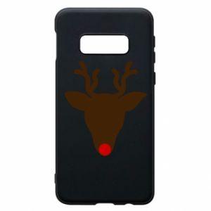 Phone case for Samsung S10e Christmas deer