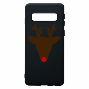 Phone case for Samsung S10 Christmas deer