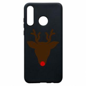 Phone case for Huawei P30 Lite Christmas deer