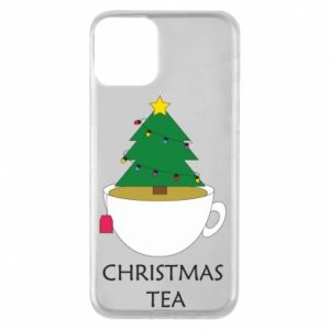 iPhone 11 Case Christmas tea