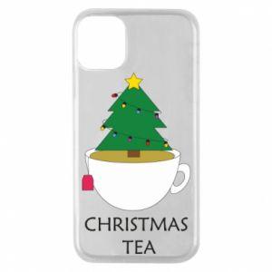 iPhone 11 Pro Case Christmas tea
