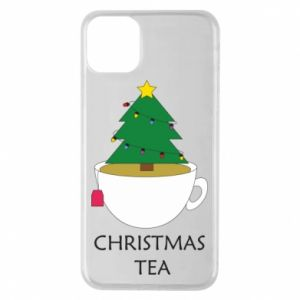 iPhone 11 Pro Max Case Christmas tea