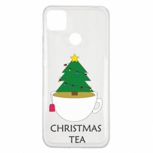 Xiaomi Redmi 9c Case Christmas tea