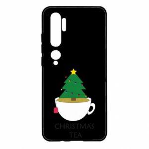 Xiaomi Mi Note 10 Case Christmas tea