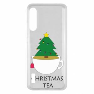 Xiaomi Mi A3 Case Christmas tea