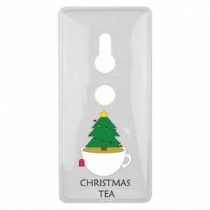 Sony Xperia XZ2 Case Christmas tea