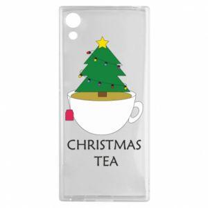 Sony Xperia XA1 Case Christmas tea
