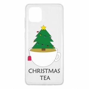 Samsung Note 10 Lite Case Christmas tea