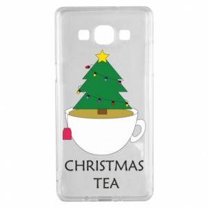 Samsung A5 2015 Case Christmas tea