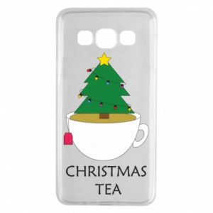 Samsung A3 2015 Case Christmas tea
