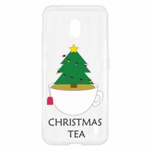 Nokia 2.2 Case Christmas tea