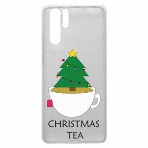 Huawei P30 Pro Case Christmas tea