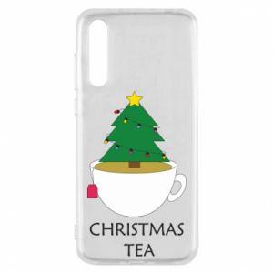 Huawei P20 Pro Case Christmas tea