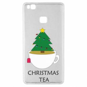 Huawei P9 Lite Case Christmas tea