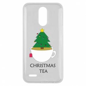 Lg K10 2017 Case Christmas tea