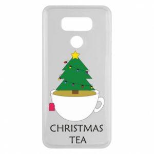 LG G6 Case Christmas tea