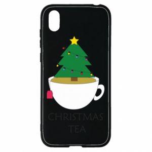 Huawei Y5 2019 Case Christmas tea