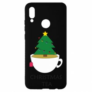 Huawei P Smart 2019 Case Christmas tea