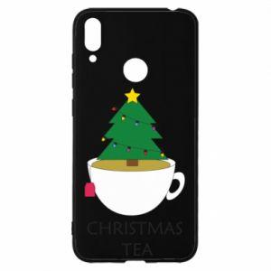 Etui na Huawei Y7 2019 Christmas tea